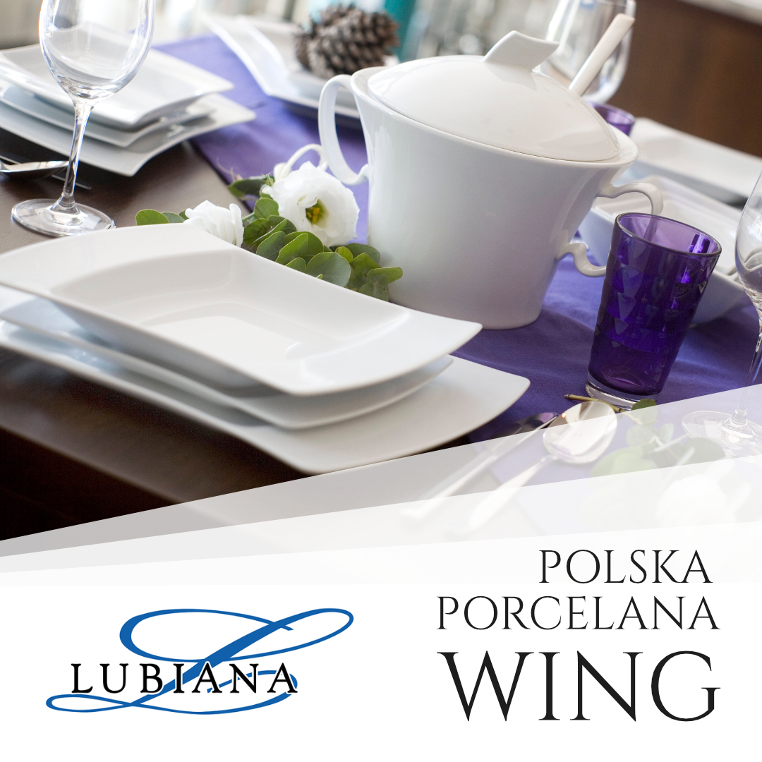 Porcelana - Wing